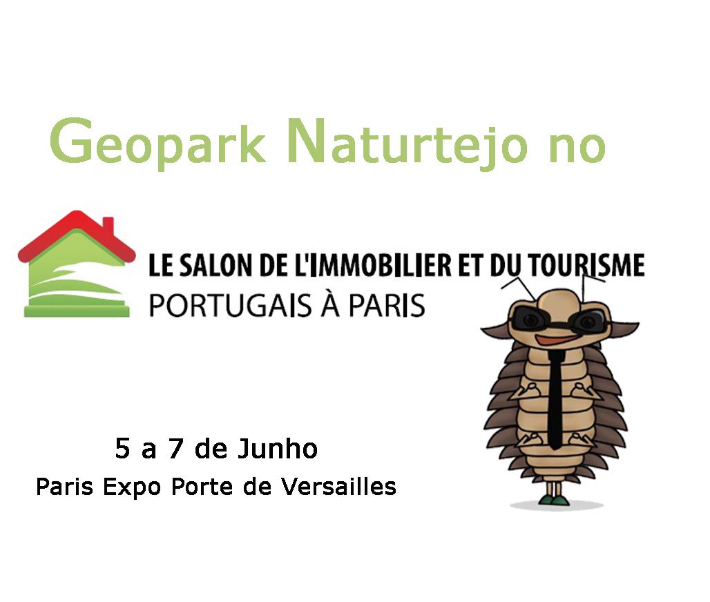 Geopark naturtejo no salon de l immobilier et du tourisme - Salon de l immobilier et du tourisme portugais ...